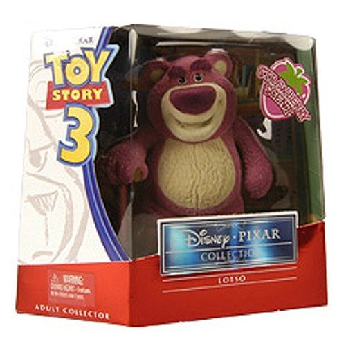 Mattel 2010 SDCC San Diego ComicCon Exclusive 3 Collection Figure LotsO Huggin Bear Flocked Scented By Toy... by
