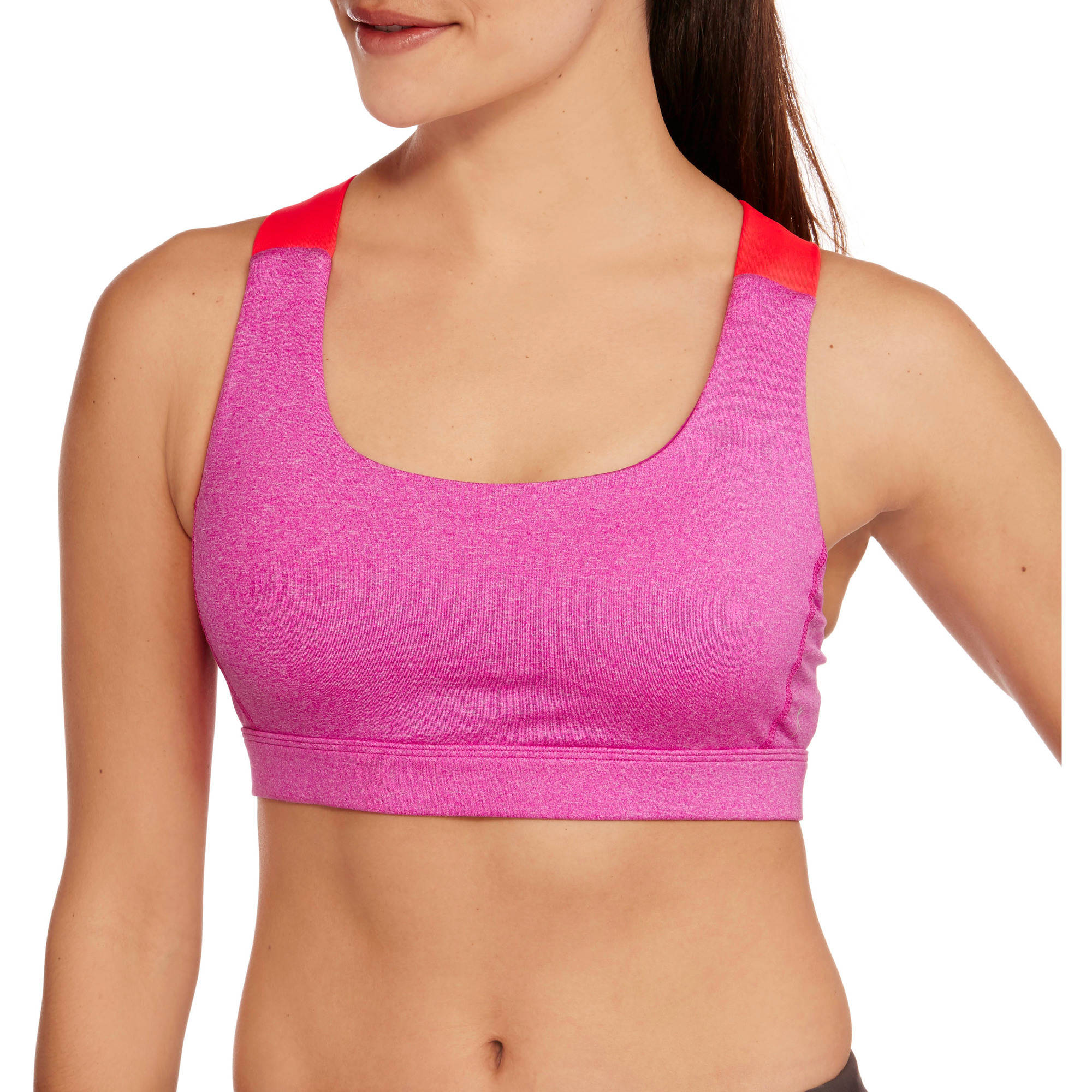Danskin Now Women's High Impact Extreme Sports Bra with Back Detail