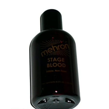 Mehron Professional Stage Blood Makeup - Dark Venous 4.5