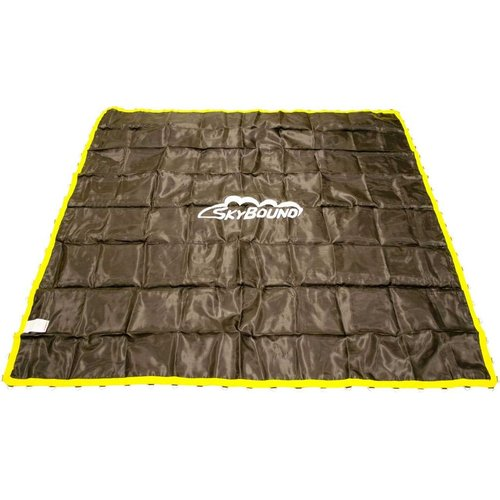 SKYBOUND Sunguard Jumping Surface for 13' Trampoline with 84 V-Rings for 7.5'' Springs