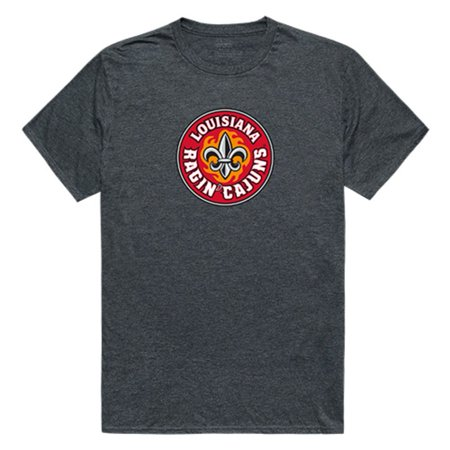 University of Louisiana at Lafayette Ragin' Cajuns NCAA Cinder Tee T-Shirt - Party City Lafayette Louisiana