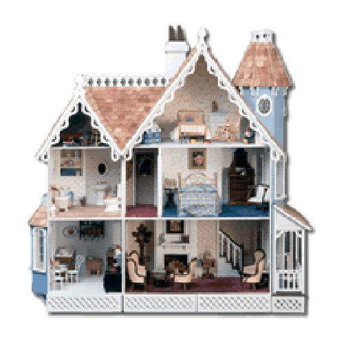 Greenleaf Dollhouses McKinley Dollhouse