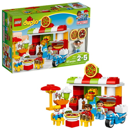 LEGO DUPLO Town Pizzeria 10834 Building Set (57 Pieces)