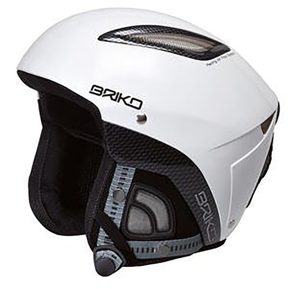 Briko Dakota Casco Sci Helmet Matt White 58CM by SOGEN SPORTS INC.