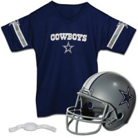 Product Image Dallas Cowboys Franklin Sports Youth Helmet and Jersey Set -  No Size 414f51aa8