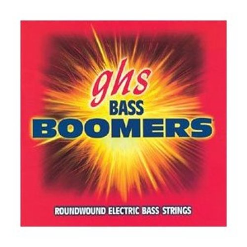 GHS 5ML-DYB Bass Boomers Roundwound Long Scale Medium Light Electric Bass Strings 5-String by