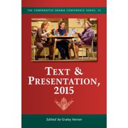 Text & Presentation, 2015 - eBook