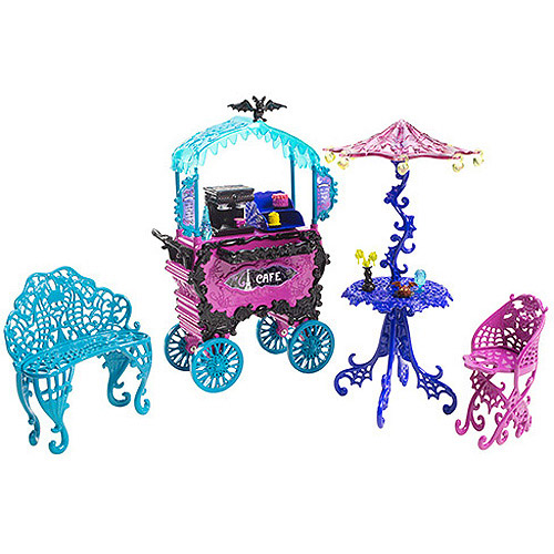 Monster High Scaris Cafe Play Set