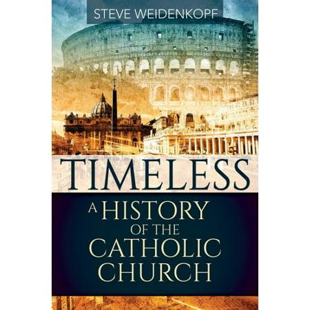 Timeless : A History of the Catholic Church - History Halloween Catholic Church