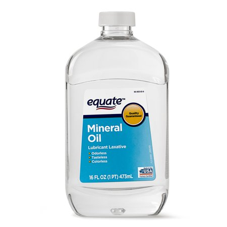 Equate Mineral Oil Intestinal Lubricant 16 Oz
