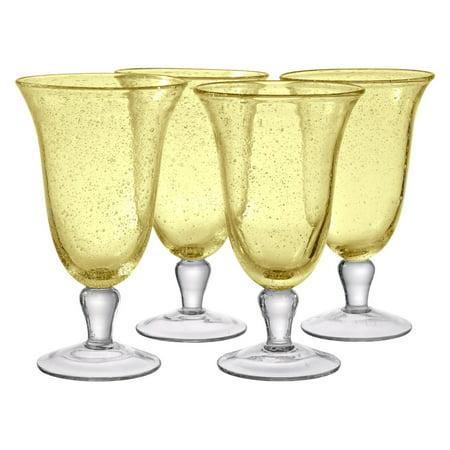 Artland Inc. Iris Citrine Ice Tea Glasses - Set of 4 ()