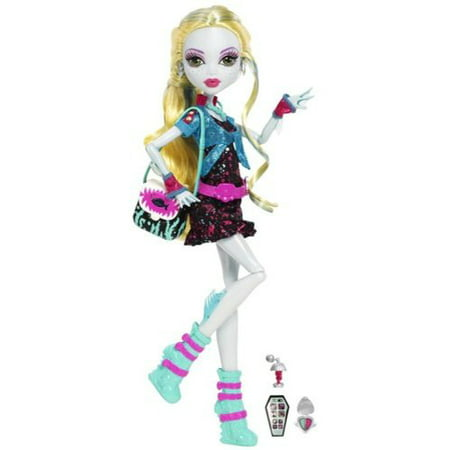 Monster High Ghouls Night Out Lagoona Blue Doll (Monster High Ghouls Night Out 4 Pack)