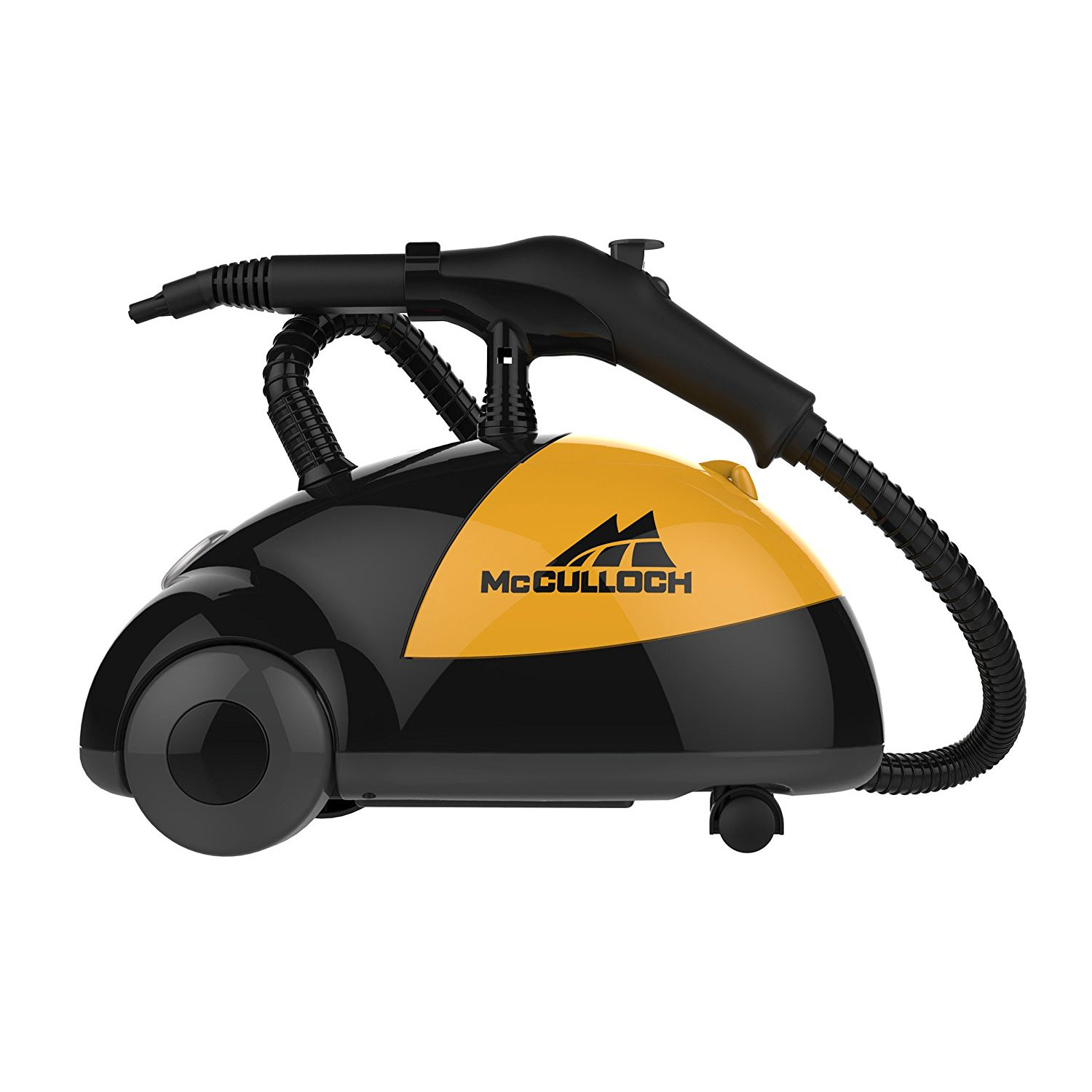 Mcculloch Heavy Duty Deep Clean Floor Handheld Canister Steam