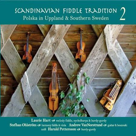 Polska in Uppland & Southern Sweden: Of Sca 2 Swedish Folk Music