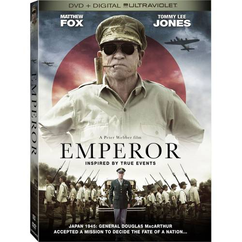 Emperor (DVD   Digital UltraViolet) (With INSTAWATCH) (Widescreen)