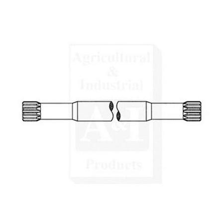 Axle Drive Shaft, New, International, 130841C1