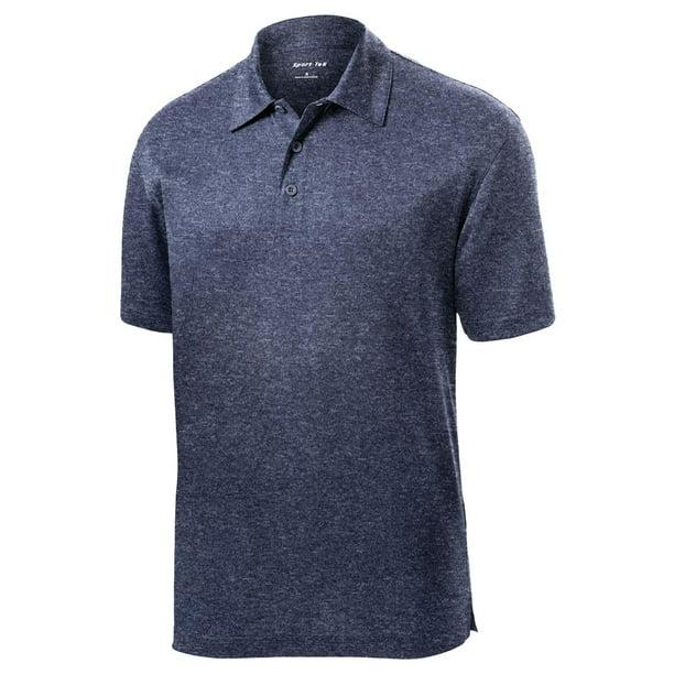 Sport Tek Men's Lightweight Breathable Polo T Shirt