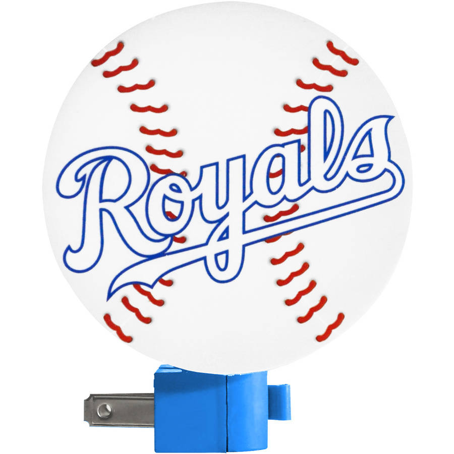 Kansas City Royals Night Light