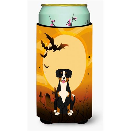 Carolines Treasures BB4304TBC Halloween Entlebucher Tall Boy Beverage Insulator Hugger - image 1 de 1