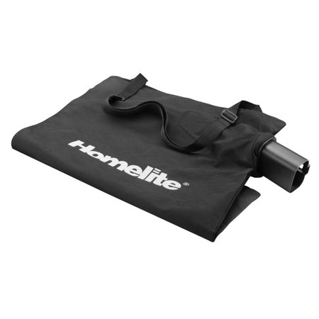 High Performance Blower Vac (Homelite 31118142AG replacement vac vacuum leaf bag UT42120 12 AMP blower )