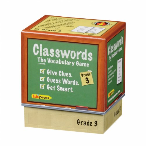 CLASSWORDS VOCABULARY GR 3