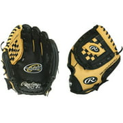 "Rawlings Baseball 10"" Players Series Left-Hand Throwing Tee Ball Fielders Glove PL609CLH"