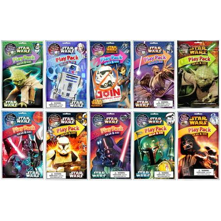 Unique Bundle YodaDarth Wars Star Play Packs Of Go Grabamp; 10 bgf6mvYI7y