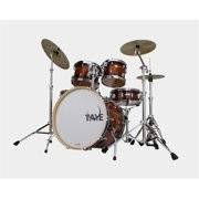 Taye SM522S-SPK-JVB 5 Piece 22 in. StudioMaple Stage Drum Shell Pack, Java Burst