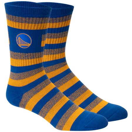 Golden State Warriors Step Crew Socks - L](Golden State Warriros)