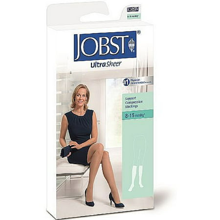 JOBST Ultra Sheer, Support Compression Stockings 8-15 mmHg 1 - Jobst Ulcercare Therapeutic Stocking