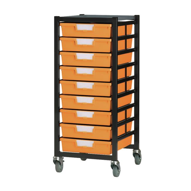Certwood CE2097 SW 9 Tray Unit in Metal