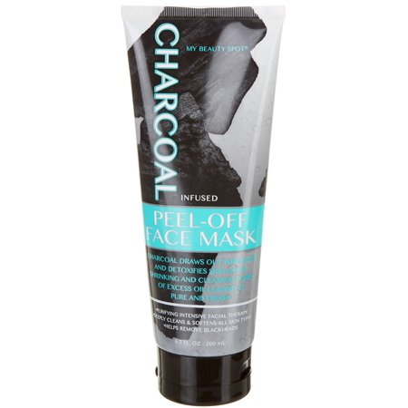 My Beauty Spot Charcoal Infused Peel-Off Face Mask One Size