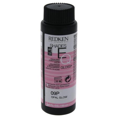 Redken Shades EQ Color Gloss 09P - Opal Glow - 2 oz Hair (Redken Eq Shades)