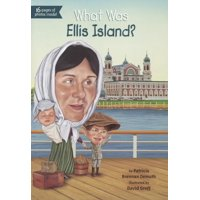 What Was...: What Was Ellis Island? (Hardcover)