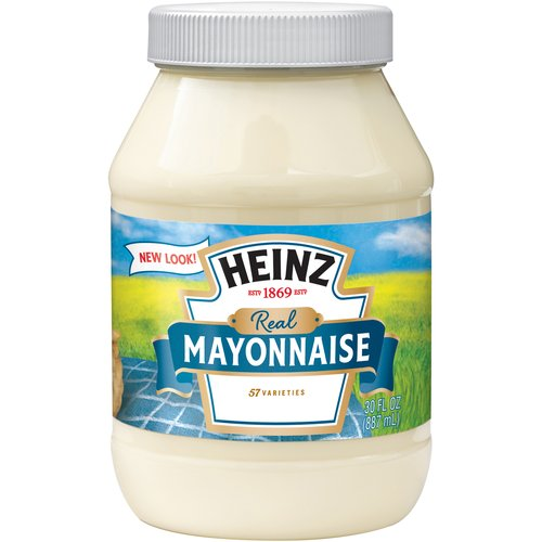 Heinz Real Mayonnaise, 30 fl oz