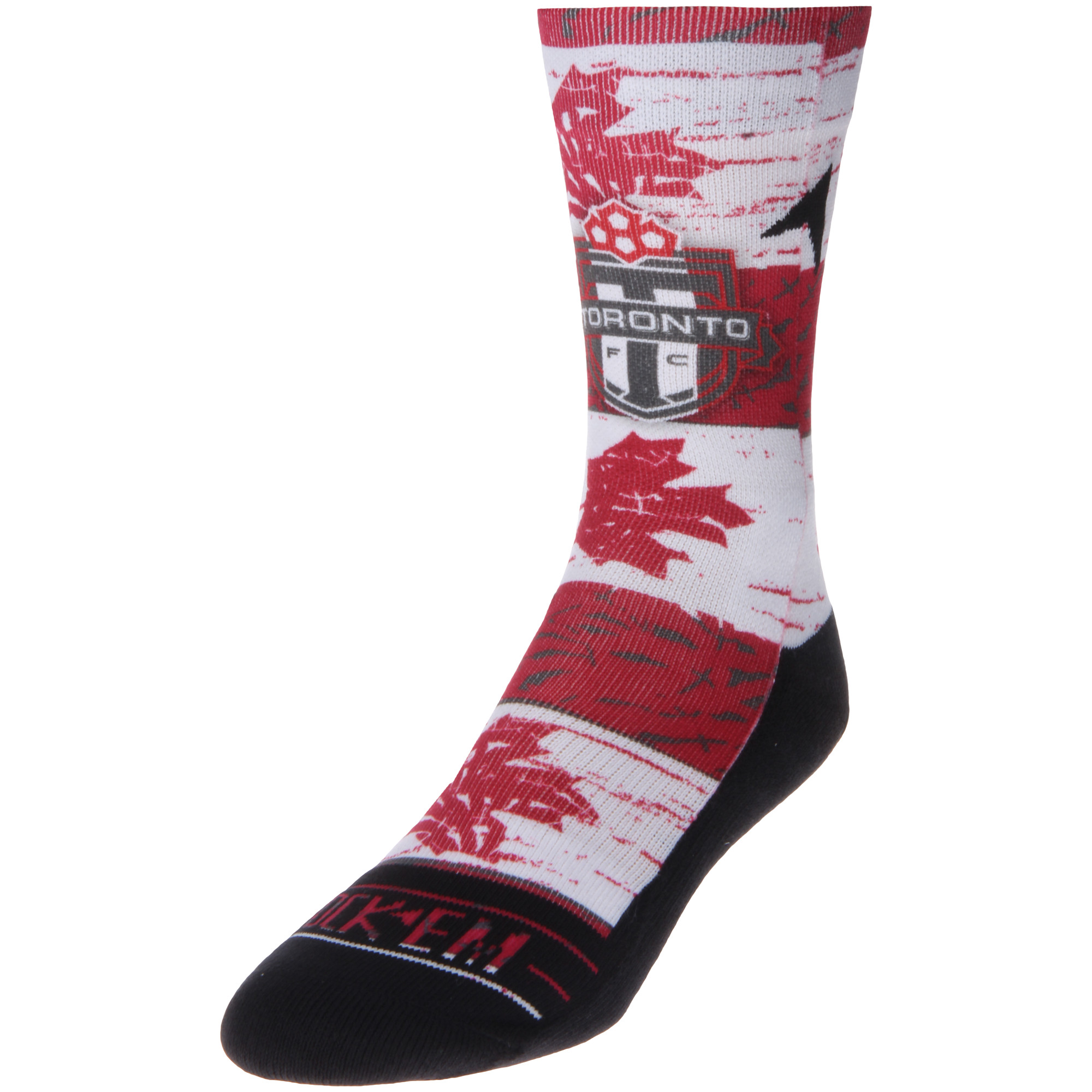 Toronto FC For Club and Country Socks - Red