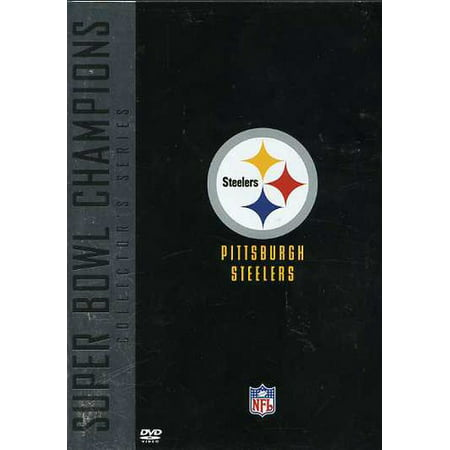 NFL Super Bowl Collection: Pittsburgh Steelers (DVD)