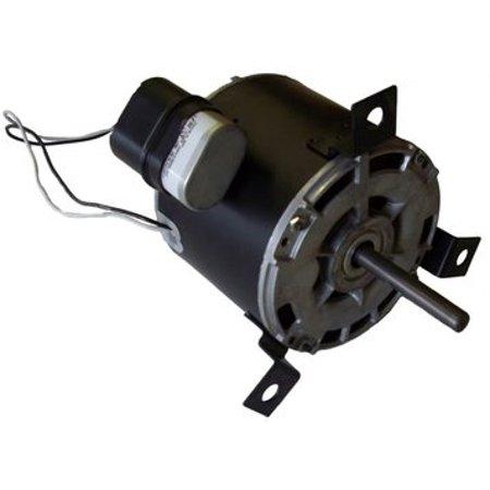 Penn Vent Electric Motor  7124 2372  Hf2h047n  1 4 Hp  1725 Rpm  115 Volts   63749 0