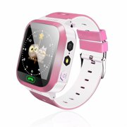Kids Smart Watch, Kids Color Touch Screen Smartwatch with Camera SOS Emergency Call Watch for boys girls Christmas gifts game watches