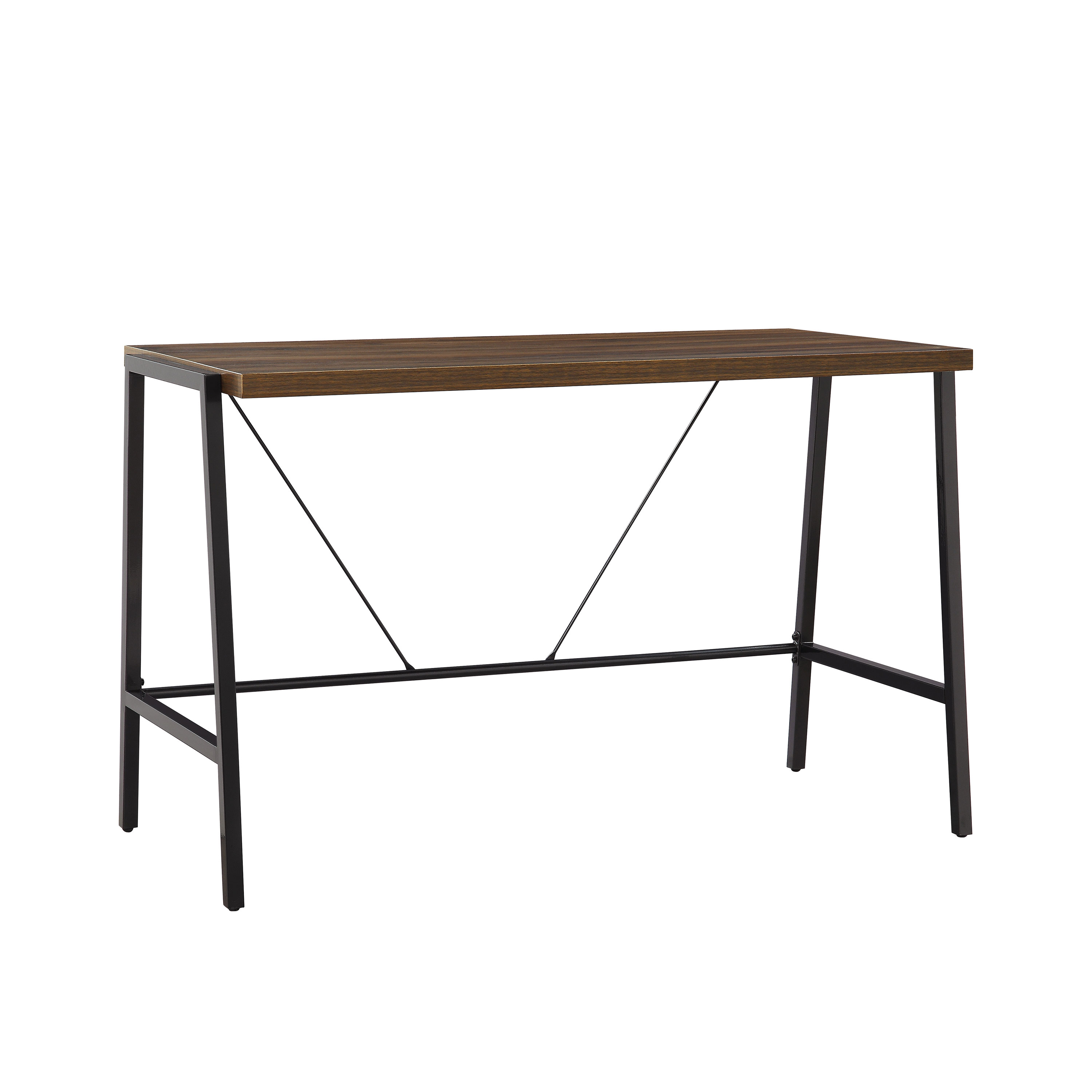 walnut writing desk maple mainstays arris writing desk canyon walnut finish walmartcom