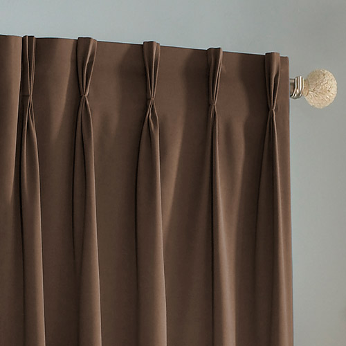 Eclipse Thermal Blackout Patio Door Curtain Panel Image 4 Of 7