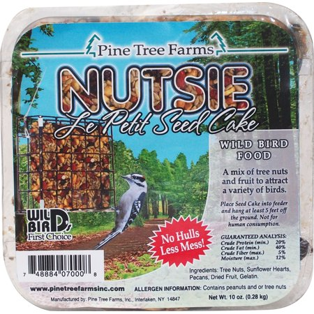 Pine Tree Farms Inc-Le Petit Seed Cake- Nutsie 10 (10 Ounce Ribeye)