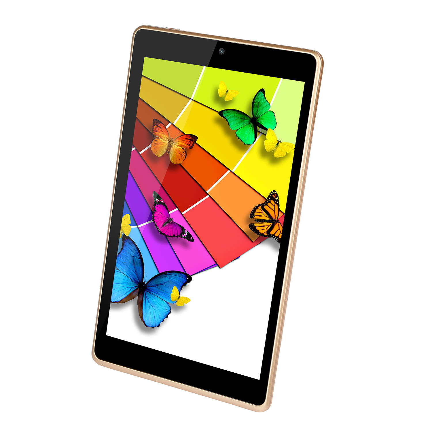 "KOCASO MX810 Android 6.0 Quad-Core 16GB Memory 8"" Multi-touch Screen Tablet with BT 4.0 (Gold)"