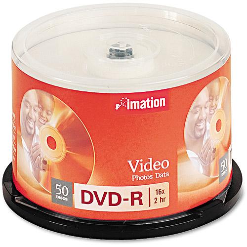 Imation 17341 16x DVD-R Media