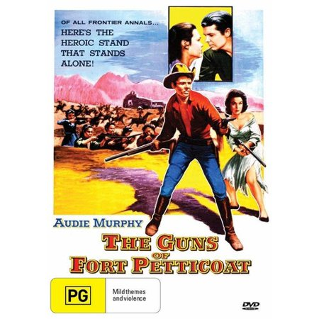 The Guns of Fort Petticoat (DVD)