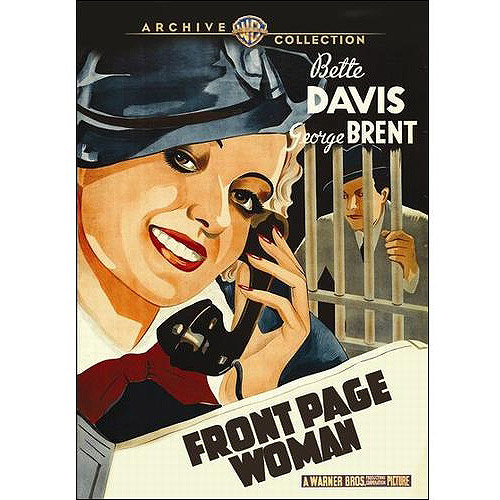 Front Page Woman (1935) (Full Frame)