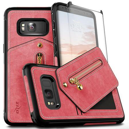 Samsung Galaxy Note 8   S8   S8 Plus Case  Zizo Nebula Cover W  Screen Protector