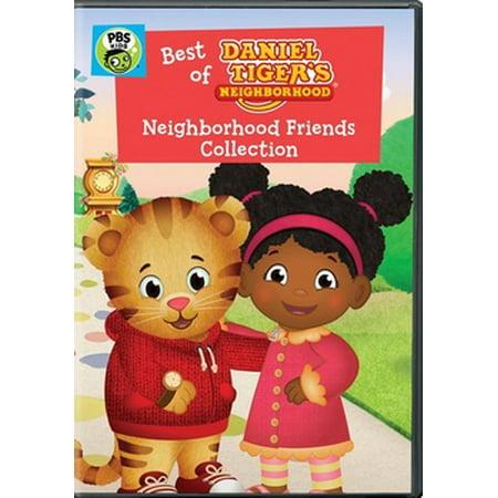 Daniel Tiger's Neighborhood: Neighborhood Friends Collection (DVD) - Daniel Tiger's Neighborhood Full Episodes Halloween