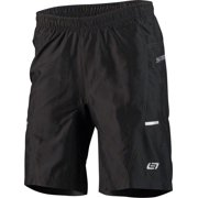 Bellwether Women's Ultralight Gel Baggies Cycling Short: Black XL