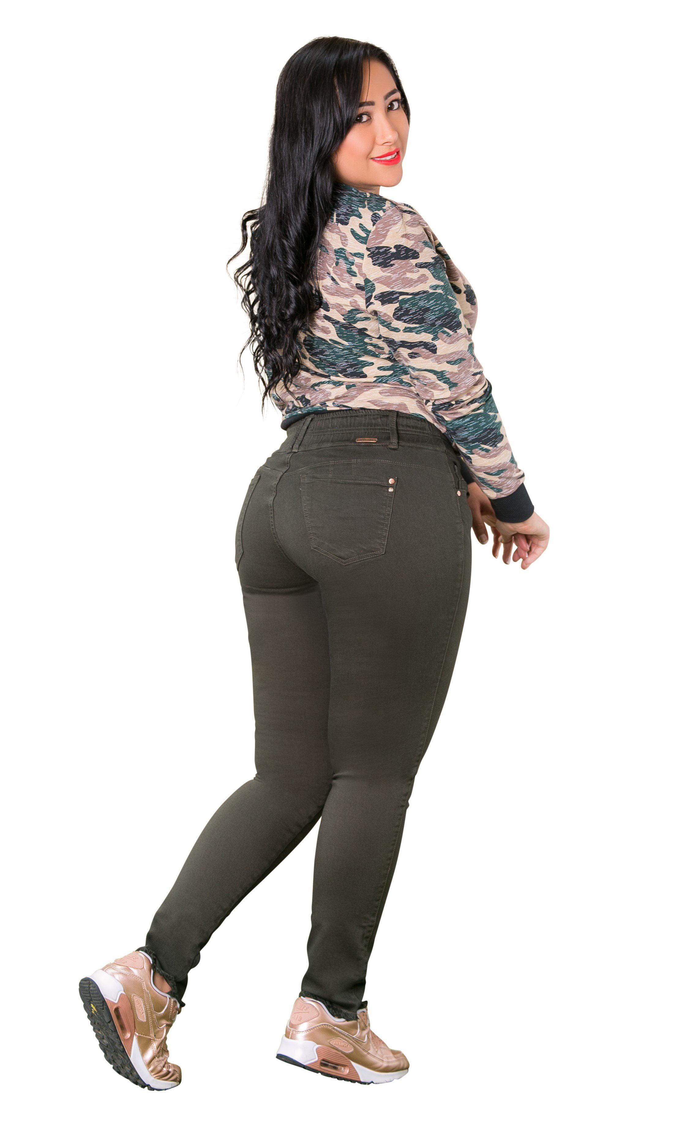 Moda Fabrics Moda Jeans Trivassi 100 Made In Colombia Butt Lifter Women Jeans Joggers Juniors Amp Plus Pantalones Colombianas Levantacola Military Green Walmart Com Walmart Com